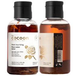 Nước hoa hồng Cocoon Rose water tone
