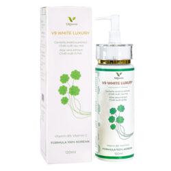 Sữa rửa mặt V9 White Luxury