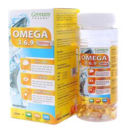 Omega 3.6.9 1000mg