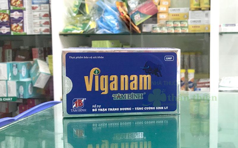 Hình ảnh Viganam Tâm Bình đang có bán chính hãng tại Nhà Thuốc