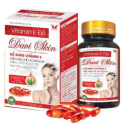 Vitamin E đỏ Davi Skin