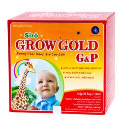 Siro Grow Gold G&P