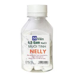Viên muối tinh Nelly