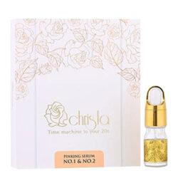 Bộ sản phẩm hồng nhũ hoa Christa No.1 & No.2