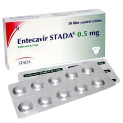 Entecavir Stada 0.5 mg