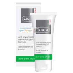Ziaja Med Anti - imperfections Dermatological Formula Acne Balance Cream
