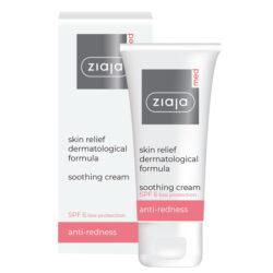 Ziaja Med Skin Relief Dermatological Formula Soothing Cream Anti-Redness