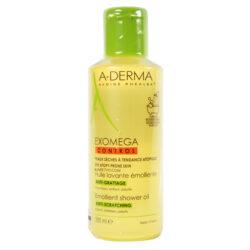 A-Derma Exomega Control Emollient Shower Oil