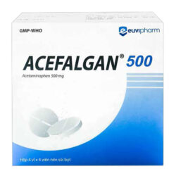 Acefalgan 500