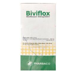 Biviflox 400mg/250ml
