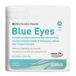 Blue Eyes DAO Nordic Health