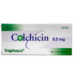 Colchicin 0,5mg