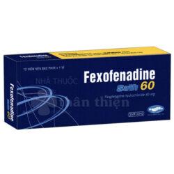 Fexofenadine Savi 60