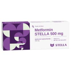 Metformin STELLA 500 mg