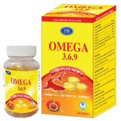 Omega 3.6.9 UD Plus New