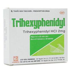 Trihexyphenidyl 2mg
