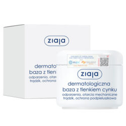 Ziaja Dermatological Base With Zinc Oxide